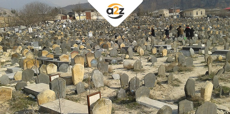 Sefid Chah Cemestry in iran