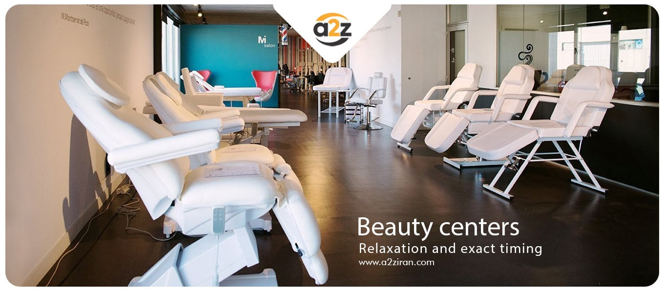 beauty centers in iran