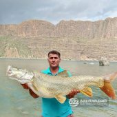 Fishing trout, Barbus grypus and Mangar Karoon tour